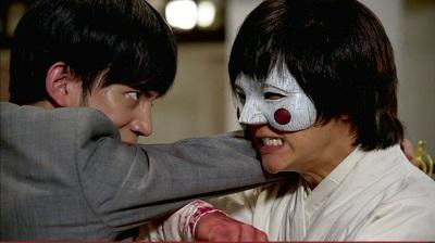 Bridal Mask - Joo Won and Park Ki Woong 2