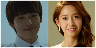The King's Love Korean Drama - Im Shi Wan and Yoona