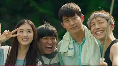 Let's Fight Ghost Korean Drama - Baek Seo Yi, Lee David, Kang Ki Young, and Taecyeon