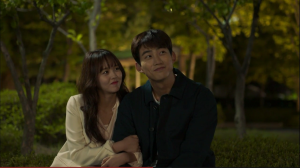 Let's Fight Ghost Korean Drama - Taecyeon and Kim So Hyun