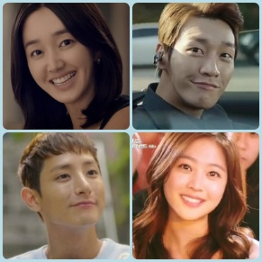 Man Living In Our House Korean Drama - Soo Ae, Kim Young Kwang, Lee Soo Hyuk, Jo Bo Ah