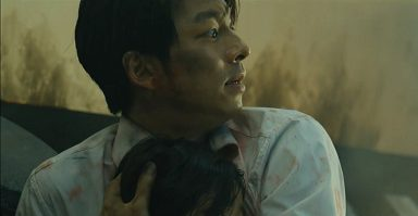 Train to Busan Korean Movie - Gong Yoo