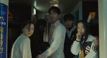 Train to Busan Korean Movie - Gong Yoo, Choi Woo Shik, So Hee, Jung Yu Mi, and Kim Soo An