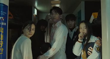 Train to Busan Korean Movie - Gong Yoo, Choi Woo Shik, So Hee, Jung Yu Mi, and Kim Soo An