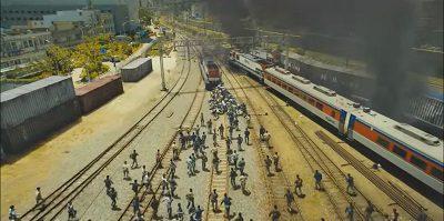Train to Busan Korean Movie - Zombie