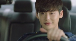 W Two Worlds Korean Drama - Lee Jong Suk