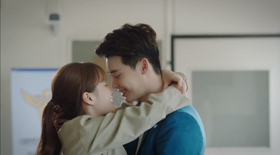 W Two Worlds Korean Drama - Lee Jong Suk and Han Hyo Joo