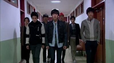 White Christmas Korean Drama - Baek Sung Hyun, Kim Young Kwang, Kim Woo Bin, Sung Joon, Lee Som, Hong Jong Hyun, Kwak Jung Wook