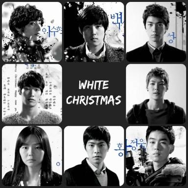 White Christmas Korean Drama - Baek Sung Hyun, Kim Young Kwang, Kim Woo Bin, Sung Joon, Lee Som, Hong Jong Hyun, Kwak Jung Wook, Lee Soo Hyuk