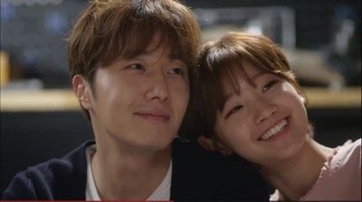 Cinderella and the Four Knights Korean Drama - Jung Il Woo and Park So Dam