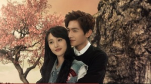 Love O2O Chinese Drama - Yang Yang and Zheng Schuang