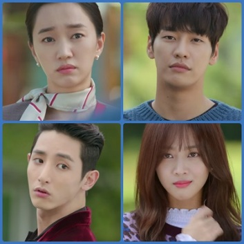 The Man Living in Our House Korean Drama - Kim Young Kwang, Soo Ae, Lee Soo Hyuk, and Jo Bo Ah