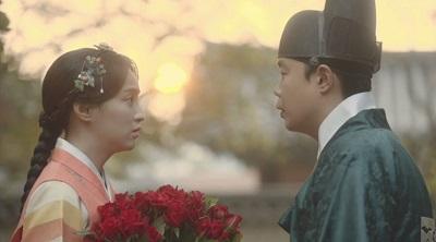Moonlight Drawn By Clouds Korean Drama – Ahn Se Ha and Jung Hye Sung
