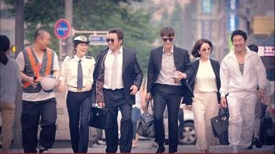 Police Unit 38 Korean Drama - Ma Dong Suk, Seo In Guk, Heo Jae Ho, Go Hyu Pil, Lee Seon Bin, Song Ok Sook