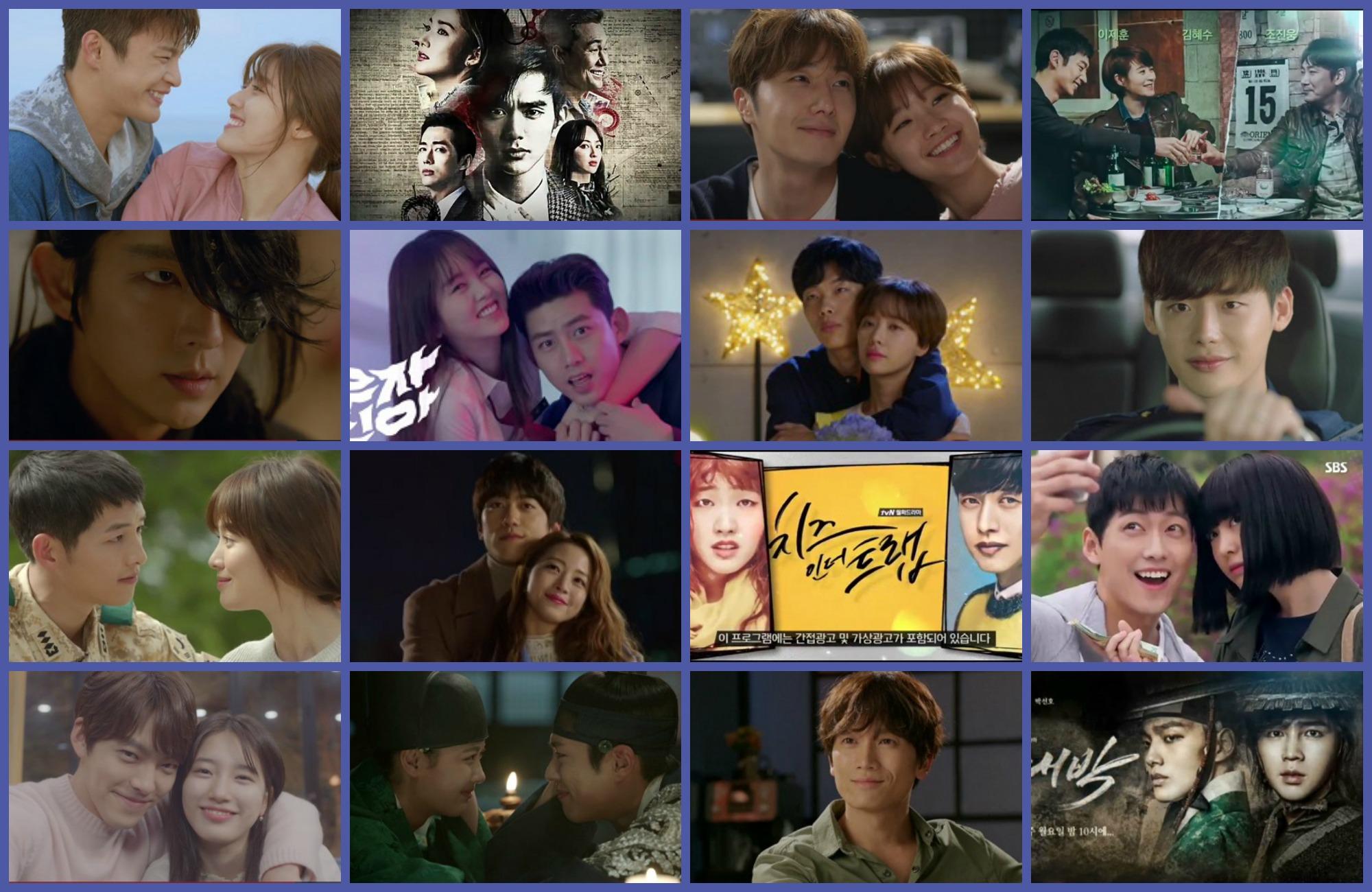Best Korean Dramas of 2016 | Kdrama Kisses