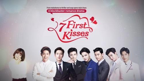 7 First Kisses Lotte Korean Web Drama - Lee Joon Gi, Park Hae Jin, Ji Chang Wook, Kai, Taecyeon, Lee Jong Suk, Lee Min Hoo