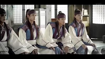 Hwarang Korean Drama - Park Seo Joon
