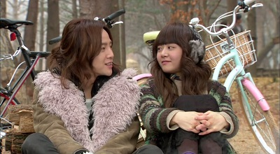 Mary Stayed Out All Night Korean Drama - Jang Geun Suk and Moon Geun Young