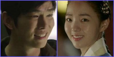 Rebel Hong Gil Dong Korean Drama - Yoon Kyun Sang and Chae Soo Bin