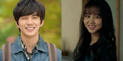 Ruler - Master of the Mask Korean Drama - Yoo Seung Ho and Kim So Hyun
