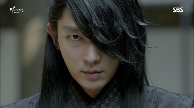 Moon Lovers: Scarlet Heart Goryeo Korean Drama - Lee Joon Gi