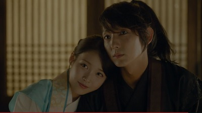 Moon Lovers: Scarlet Heart Goryeo Korean Drama - Lee Joon Gi and IU