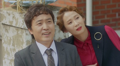 shopping-king-louie-korean-drama-uhm-hyo-seop-and-kim-sun-young