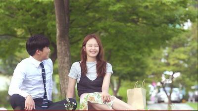 1 Percent of Anything Korean Drama - Ha Suk Jin and Jeon So Min
