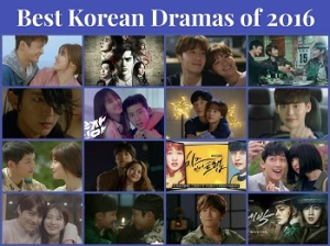 Best Korean Dramas of 2016
