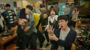 drinking-solo-gong-myung-key-and-kim-dong-young-2