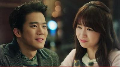 Drinking Solo Korean Drama - Ha Suk Jin and Park Ha Sun