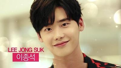 7 First Kisses Korean Drama - Lee Jong Suk