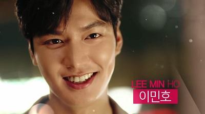 7 First Kisses Korean Drama - Lee Min Ho