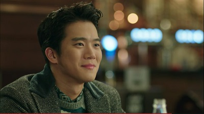 Radiant Office Korean Drama - Ha Suk Jin
