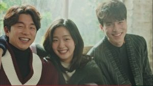 Goblin: The Lonely and Great God Korean Drama - Gong Yoo, Kim Go Eun, and Lee Dong Wook