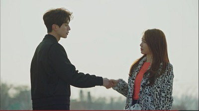 Goblin: The Lonely and Great God Korean Drama - Lee Dong Wook and Yoo In Na