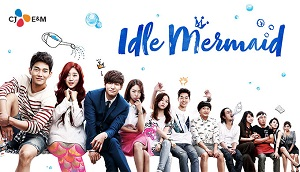 Idle Mermaid Korean Drama - Song Jae Rim, Jo Bo Ah (Surpluss Princess)