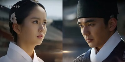Ruler: Master of the Mask Korean Drama - Yoo Seung Ho and Kim So Hyun