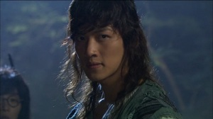 Warrior Baek Dong Soo Korean Drama - Ji Chang Wook