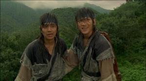 Warrior Baek Dong Soo Korean Drama - Ji Chang Wook and Yoo Seung Ho