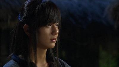 Warrior Baek Dong Soo Korean Drama - Yoo Seung Ho