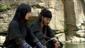 Warrior Baek Dong Soo Korean Drama - Yoo Seung Ho and Choi Min Soo