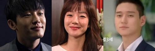 Chicago Typewriter Korean Drama - Yoo Ah In, Im Soo Jung, Go Kyung Pyo