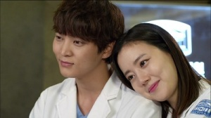 Good Doctor Korean Drama - Joo Won and Moon Chae Won