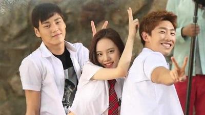 High School King of Savvy Korean Drama – Kang Ki Young, Lee Tae Hwan, Lee  Yeol Eum | Kdrama Kisses