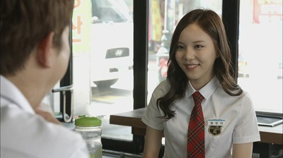 High School King of Savvy Korean Drama - Lee Yeol Eum