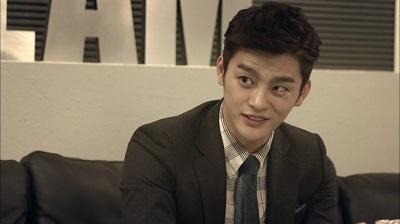 High School King of Savvy Korean Drama - Seo In Guk
