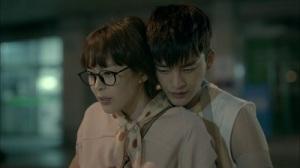 High School King of Savvy Korean Drama - Seo In Guk and Lee Ha Na