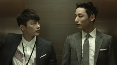 High School King of Savvy Korean Drama - Seo In Guk and Lee Soo Hyuk