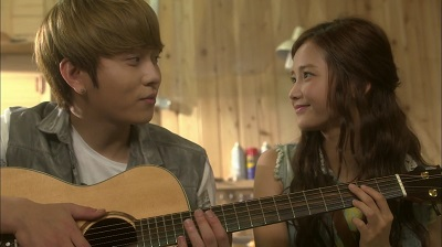 Monstar Korean Drama - Yong Jun Hyung and Ha Yeon Soo